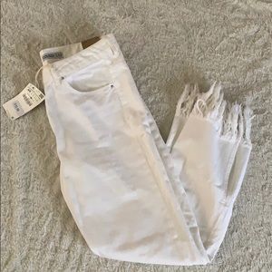 White mom Jeans nw with tags